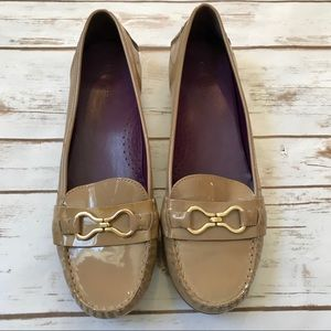Cole Haan Shoes - Cole Haan Marlee Infinity patent leather moccasin